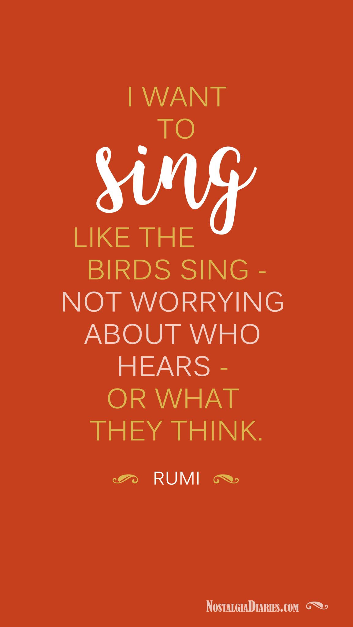 Things We Love | Quotes/Things I Love | Singing quotes ...