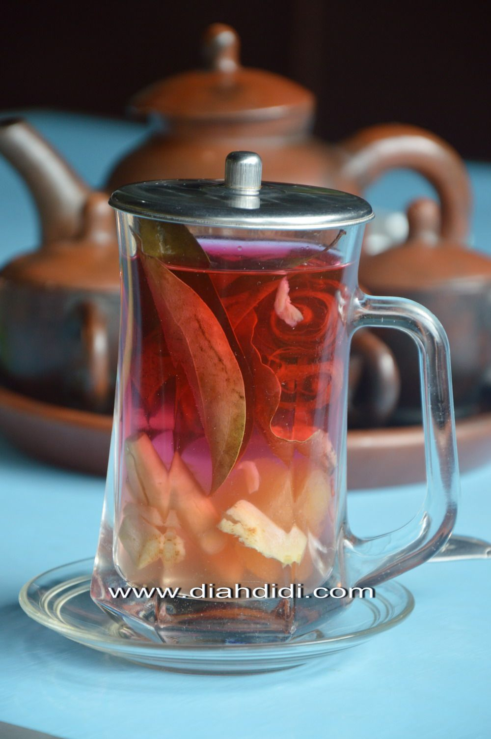 Wedang Uwuh Minuman Unik Khas Imogiri Yogya Resep Bir Ide Makanan Resep Minuman