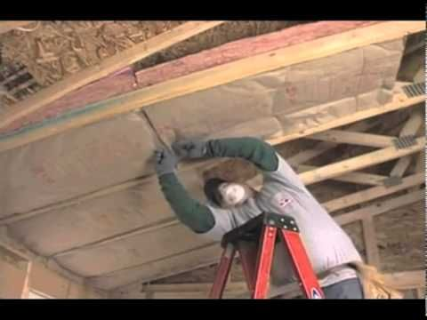 Best Right Vs Wrong Installing Insulation Batts In Exterior 400 x 300