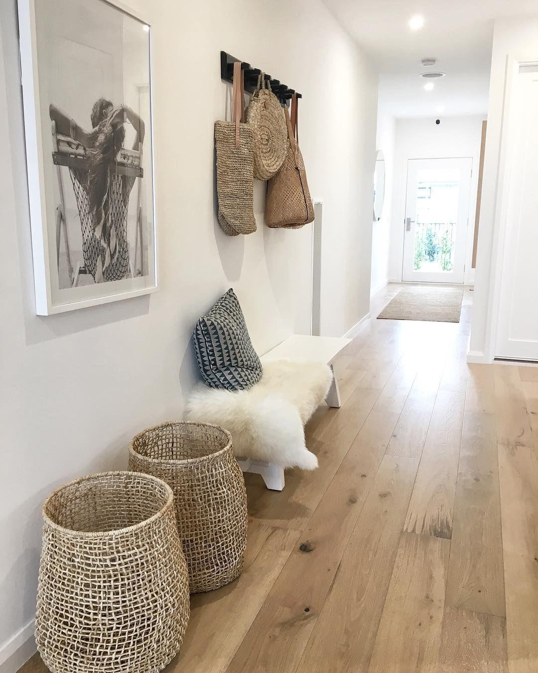 "Décoration Entrée De Maison slow living and happy days on instagram: ""it's totally an"