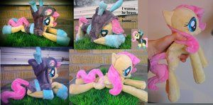 deviantART: More Like Handfull ODerpy plushie by *Epicrainbowcrafts