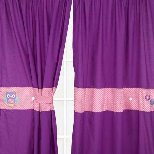 Cortinas infantiles cortinas y ropa de cama pinterest - Ideas para cortinas infantiles ...