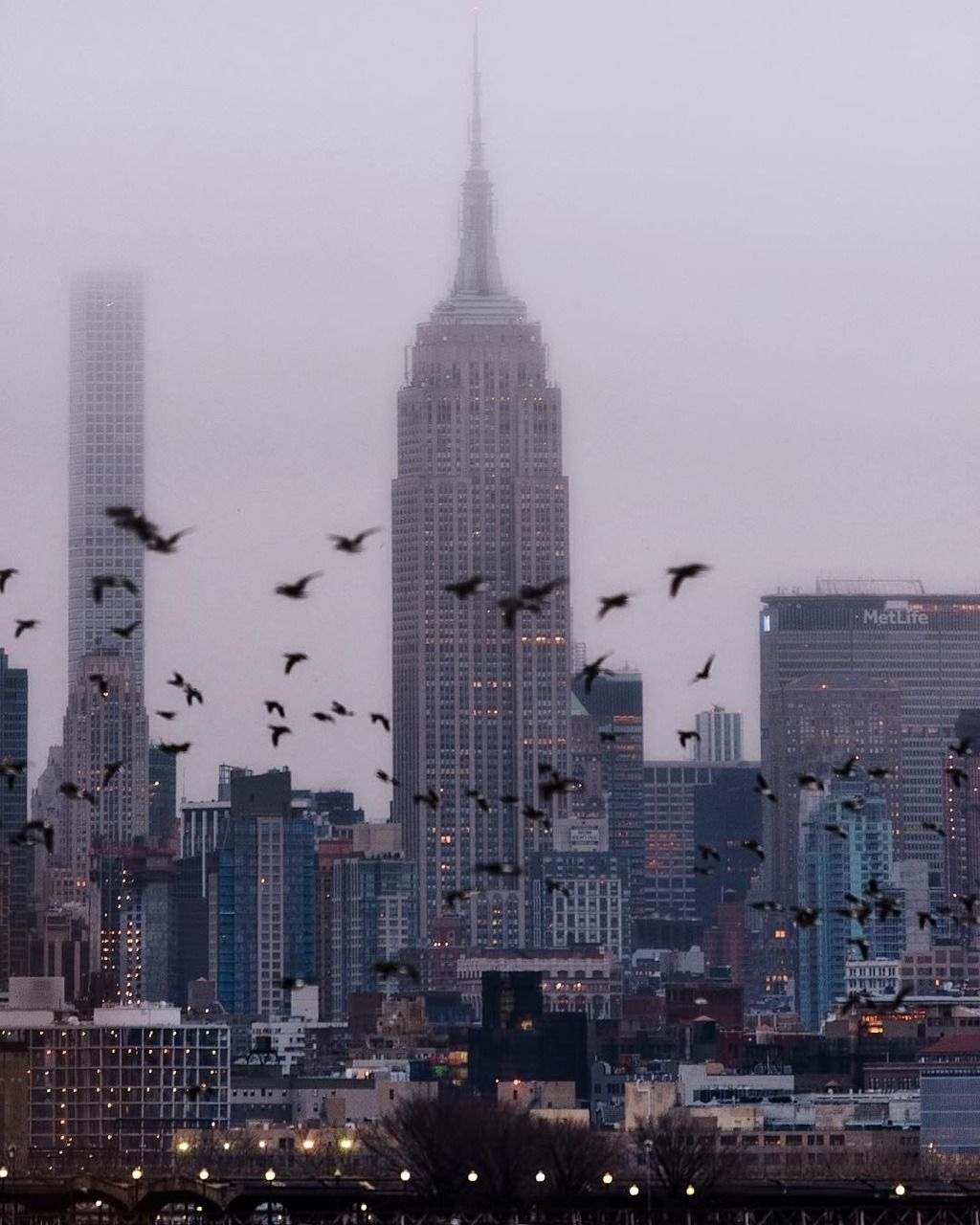 empire state building by b911bphotos new york. Black Bedroom Furniture Sets. Home Design Ideas