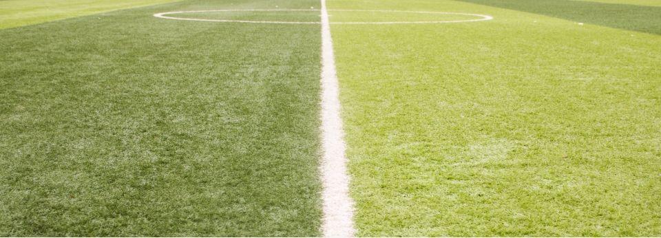 كرة القدم ملعب كرة القدم ملعب كرة القدم كرة القدم Green Lawn Field Football Field