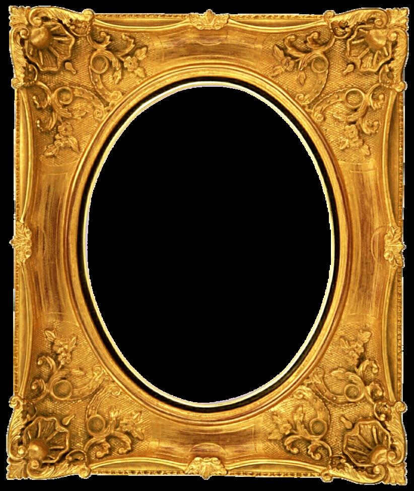 Gold Victorian Frame By Jeanicebartzen27