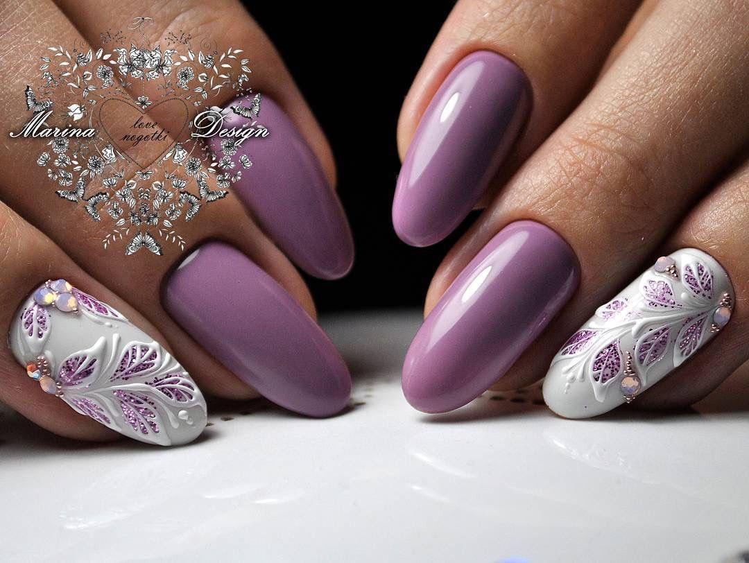 Pin by Iren Kos on Маникюр, педикюр | Pinterest | Short nails