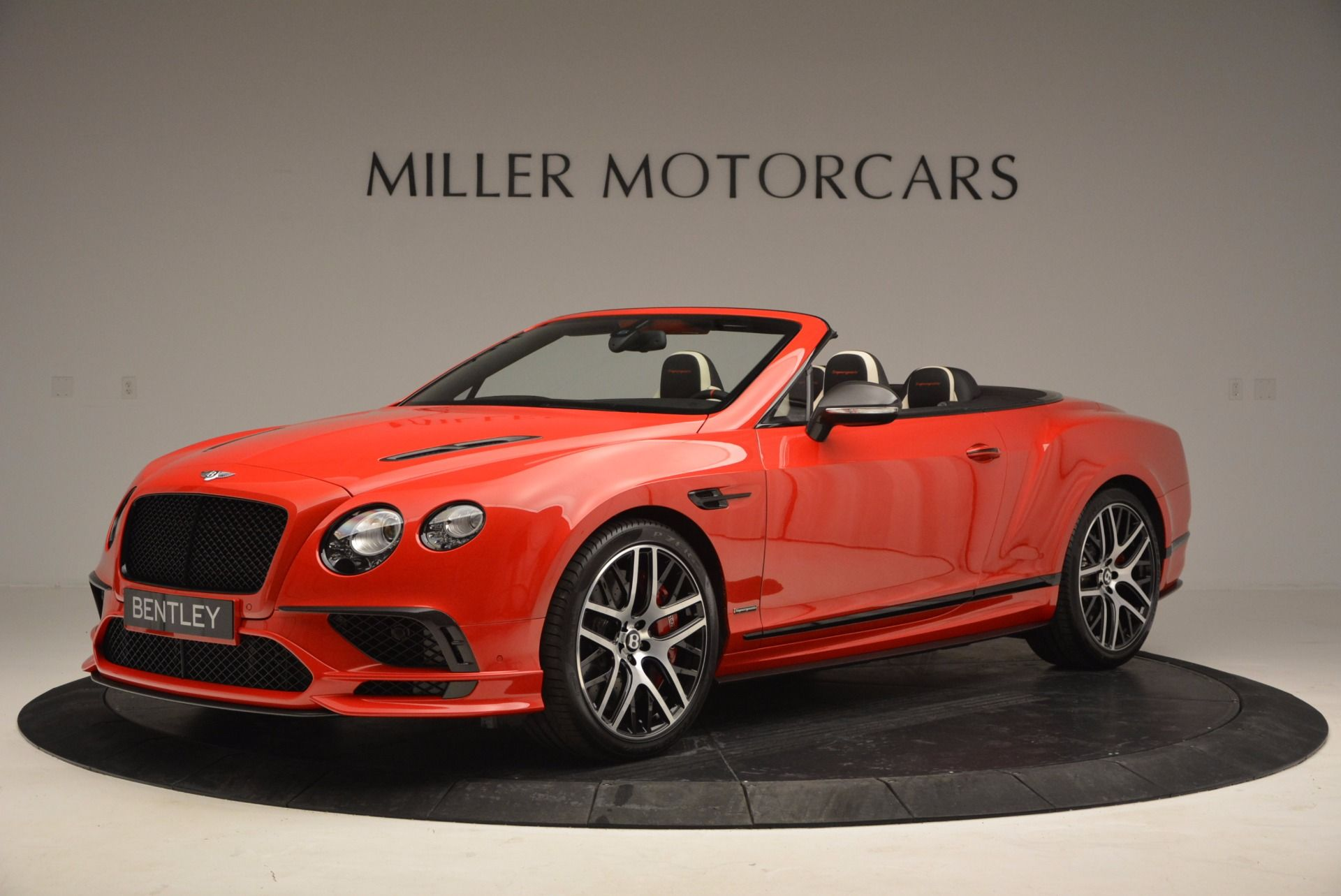 2017 Bentley Continental Supersports Coupe & Convertible