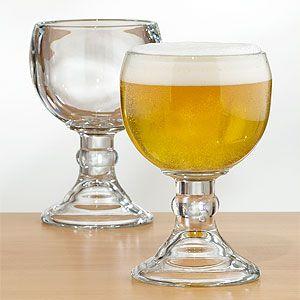 Schooner Beer Glass, Set of 2   World Market