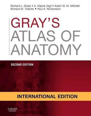 Grays Atlas Of Anatomy International Edition Medical Books