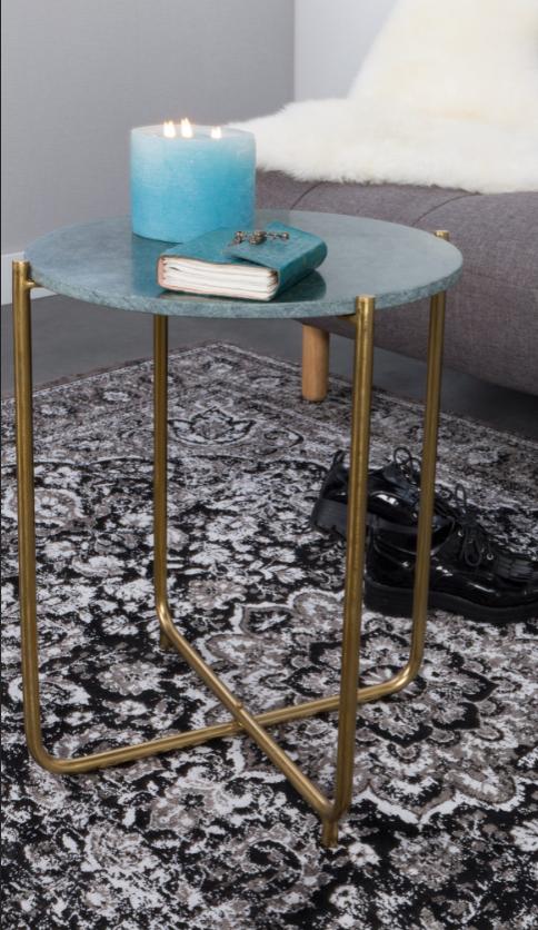 Couchtisch Beistelltisch Louis Rund Aus Marmor Grun Louis Gestell Aus Messing Gold O 45 Cm In 2020 Marmor Beistelltisch Beistelltisch Tisch