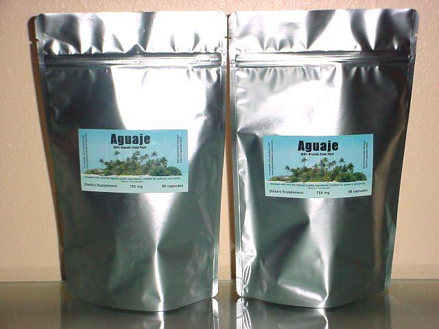 Phenomenal Curves 100% pure Aguaje capsules  | AGUAJE | Pure