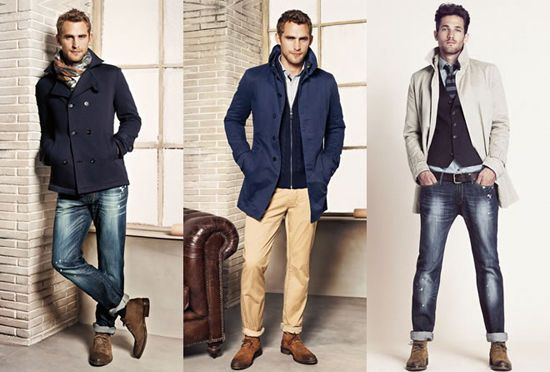 Elegant Mens Winter Boots Fashion Style - http://heeyfashion.com ...