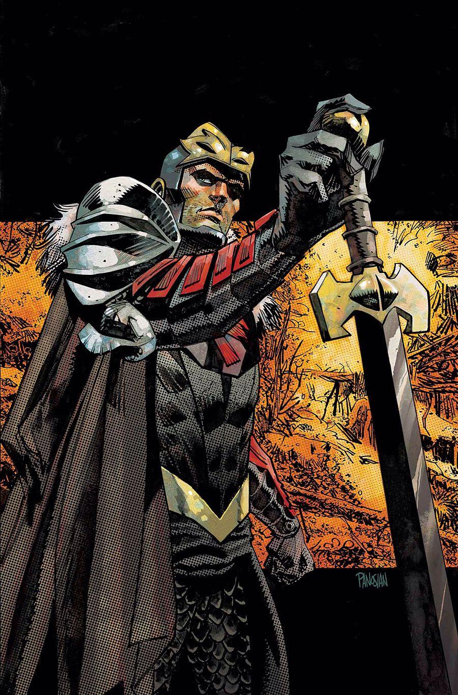 Black Knight Avengers Comics Marvel Marvel Comics