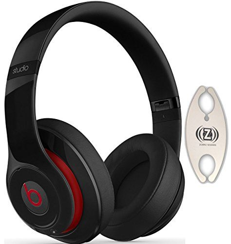 342 On Amazon Beats By Dr Dre Wireless Studio 2 0 Black Over Ear Headphones Carry Pack With Wire Hol In Ear Headphones Black Headphones Beats Studio Wireless