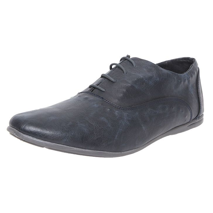 Zapatos negros casual Gino Rossi para hombre 6Dy0L1