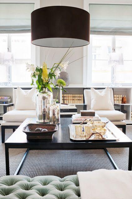 natural light, seating, low storage