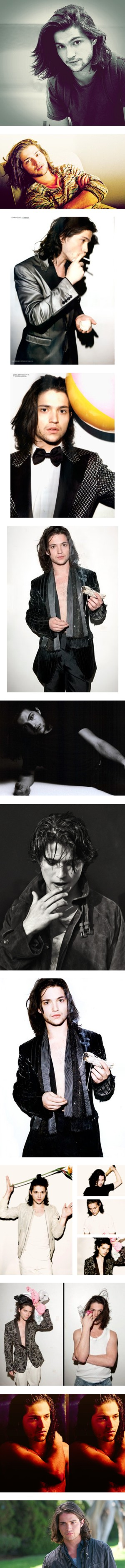 thomas mcdonell by crush5797 on Polyvore featuring thomas mcdonell, men, editorials, models and people