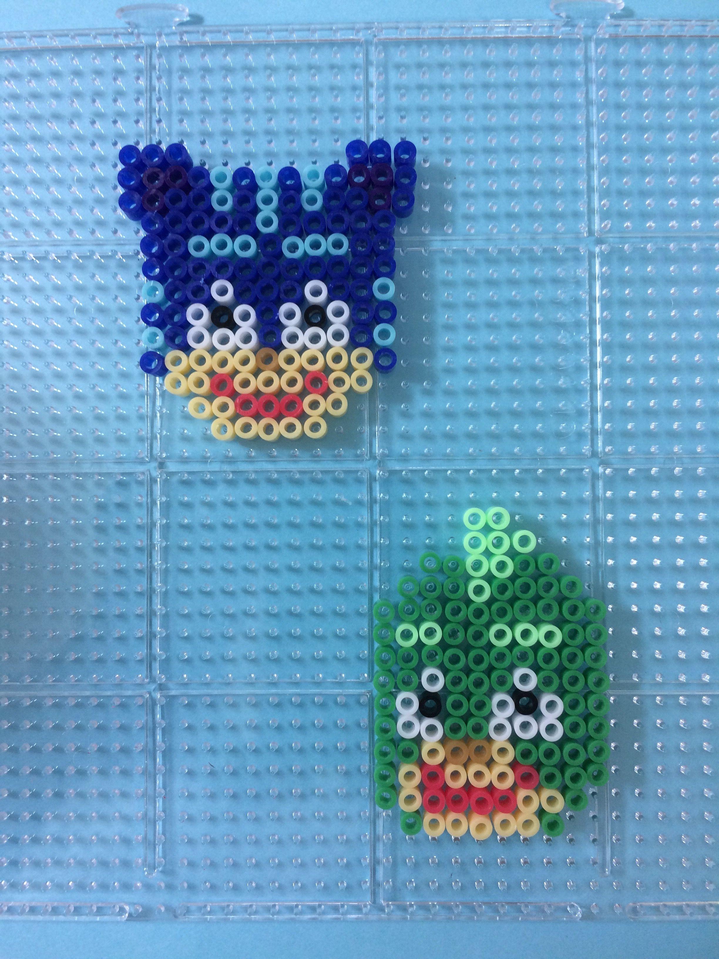 PJ masks catboy, gekko perler beads | Perler beads | Pinterest ...