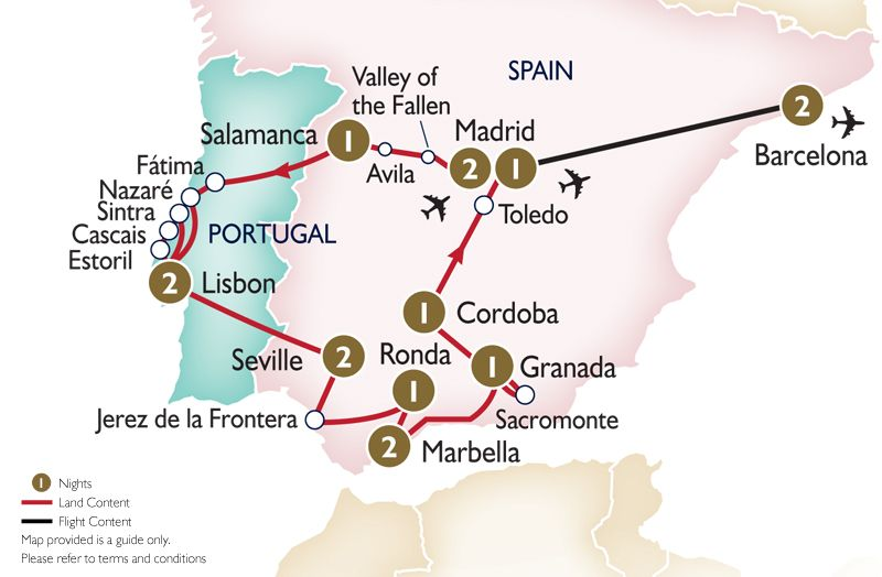 spain Portugal itinerary | Travel in 2019 | Spain ...