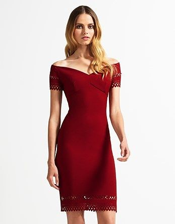 Womens carmine dress from Lipsy - £40 at ClothingByColour.com ... 2d38144e1