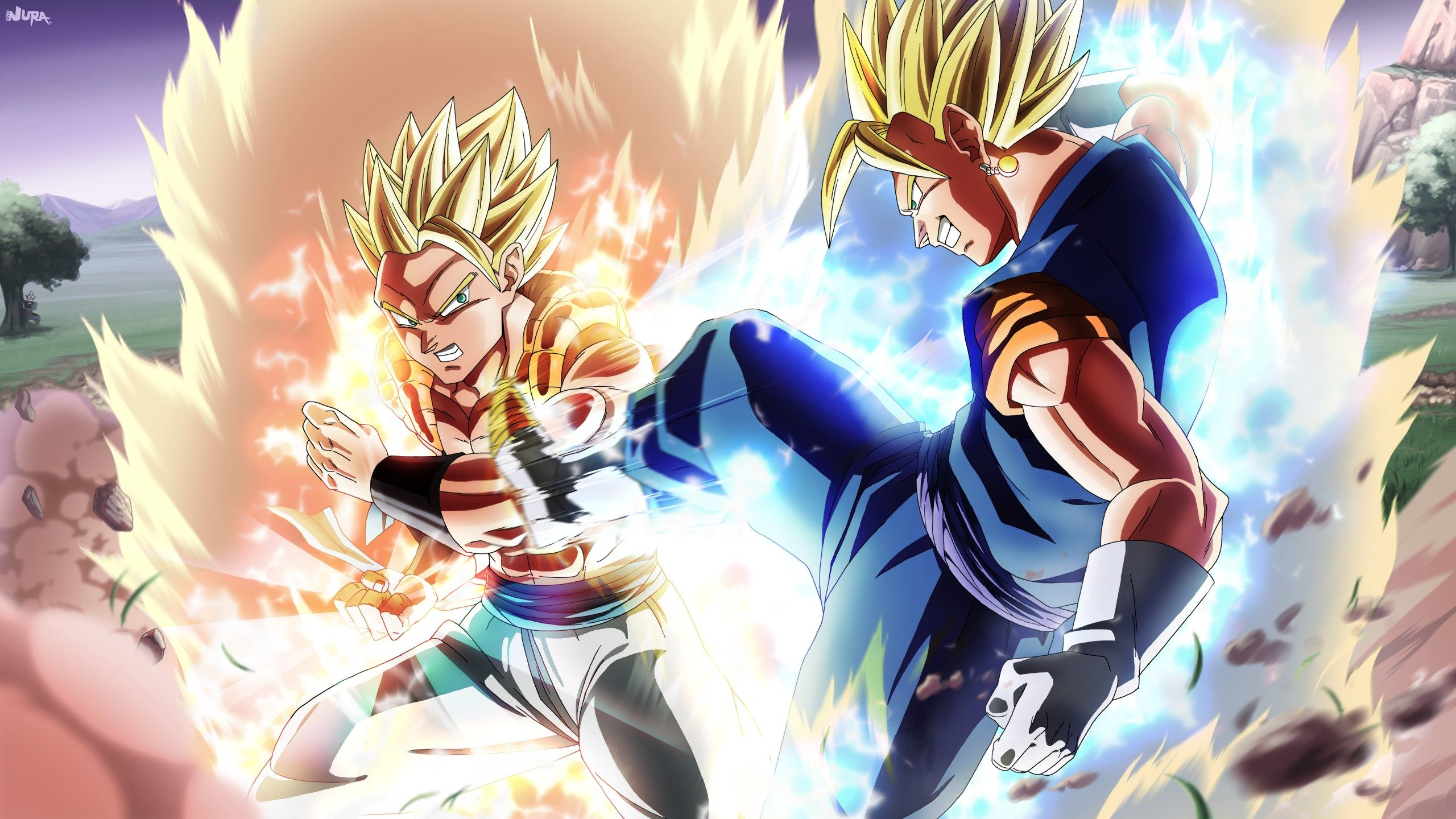 2560x1440px Dragon Ball Z Wallpapers For Mac Desktop By