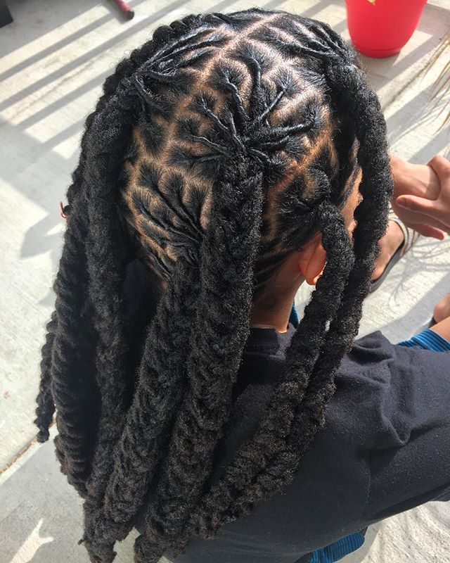 Jamaican Hairstyles Gallery: Jah Locs By Jamaica (@jahlocsofficial) • Instagram Photos
