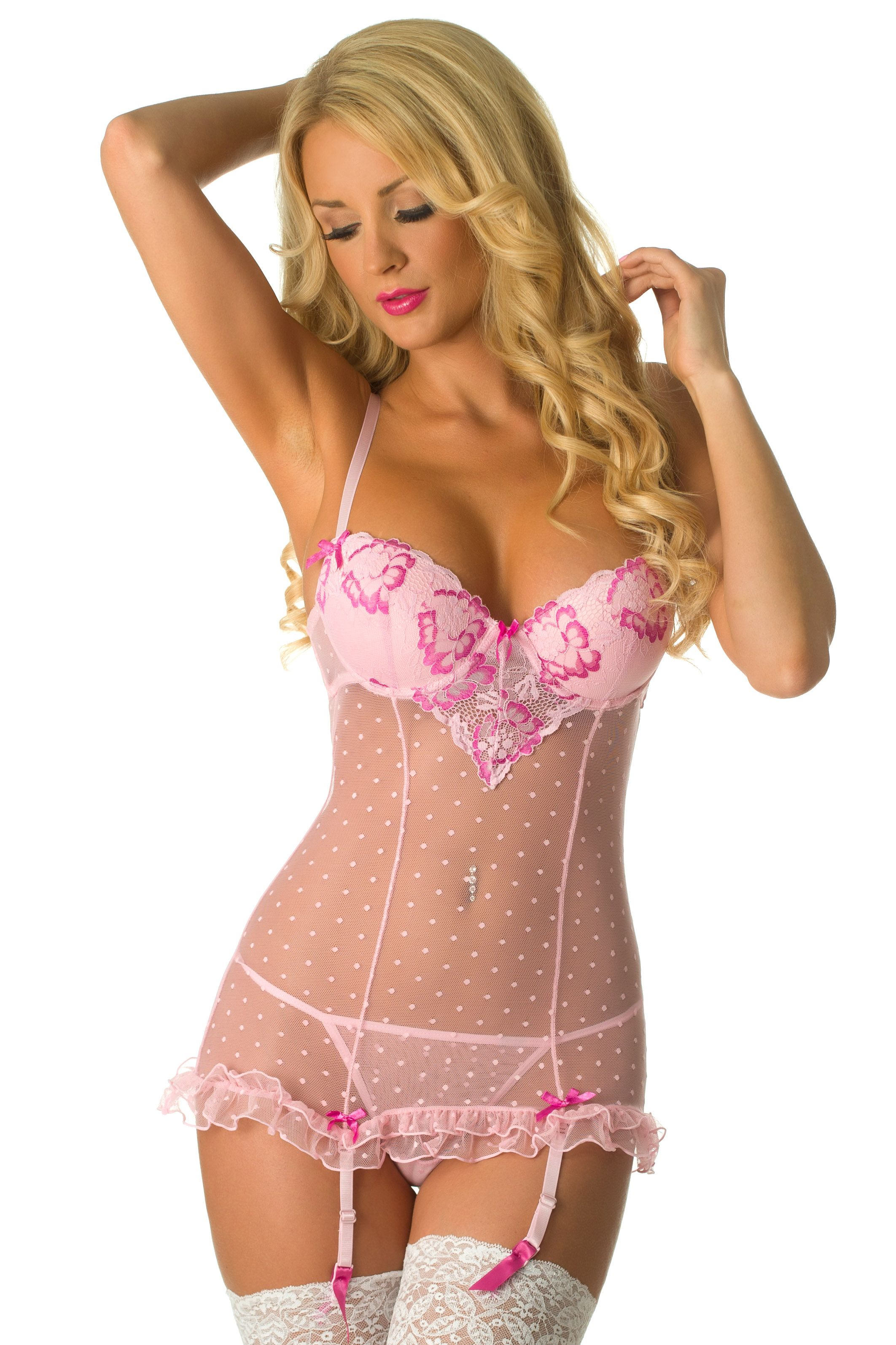 Second Date Chemise | Velvet Kitten only at Lingerie Diva ...