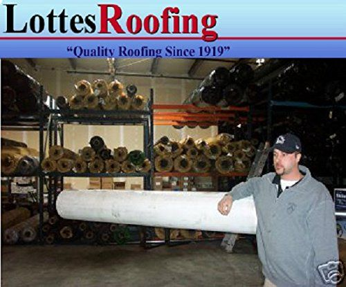 10 X 20 60 Mil White Epdm Rubber Roofing Want To Know More Click On The Image Epdm Rubber Roofing Rubber Roofing Roofing