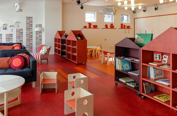 Nursery School In Tokyo   Wisdesign.se   Furniture | Lighting | Accessories  | Interior · Interior Design SchoolsHome ...