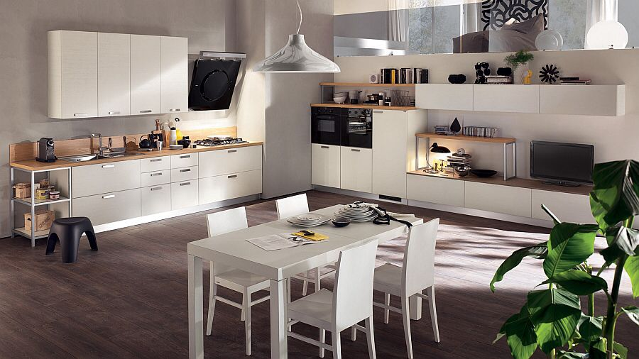 The Sax Kitchen from Scavolini | Kitchen Inspiration ...