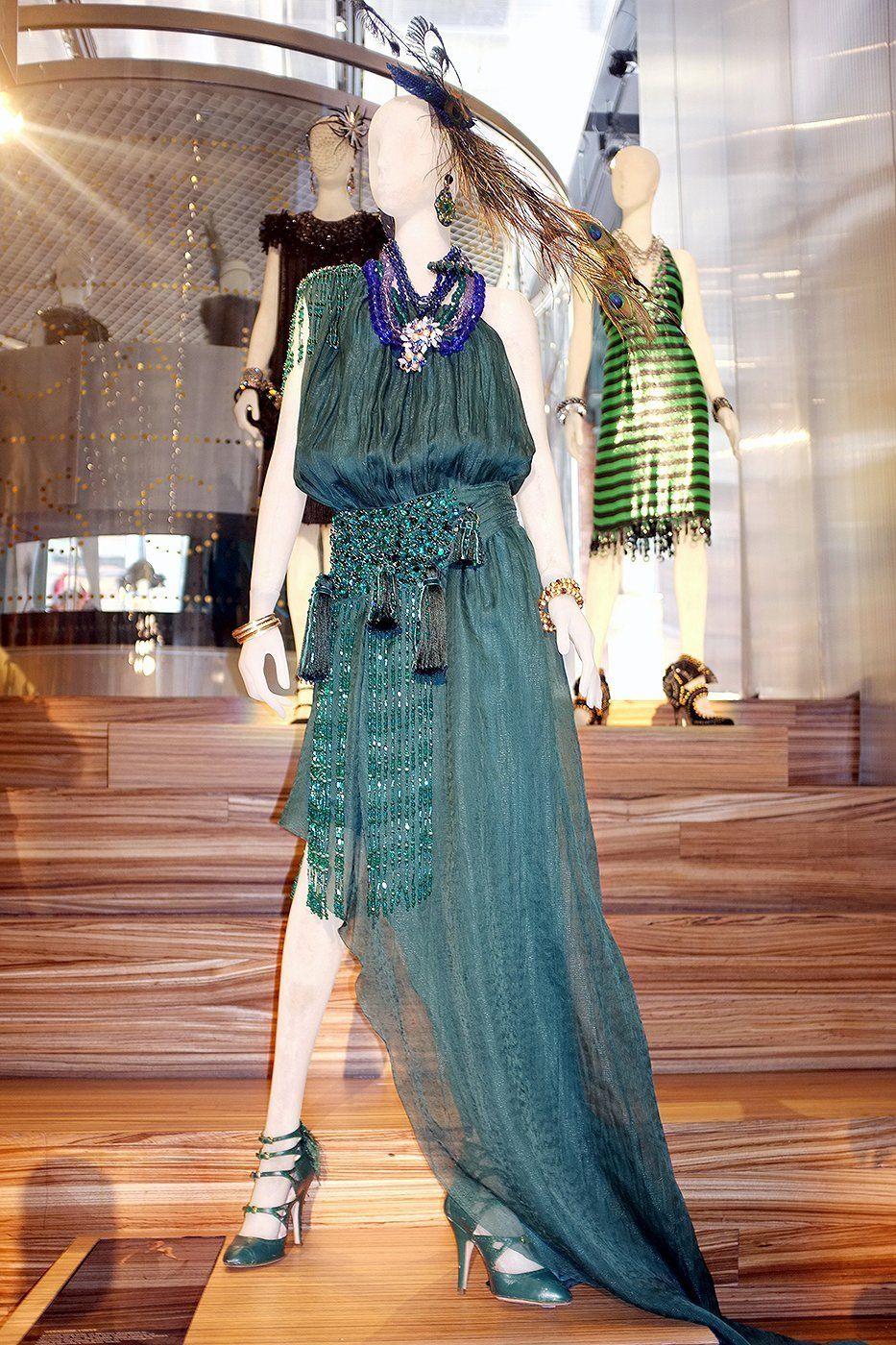 Catherine Martin-Miuccia Prada Dress The Great Gatsby 2013 ...