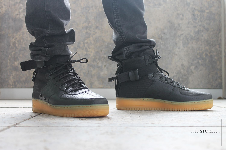 Nike SF Air Force 1 MID Sneaker Sneakerlove Sneaker Mode