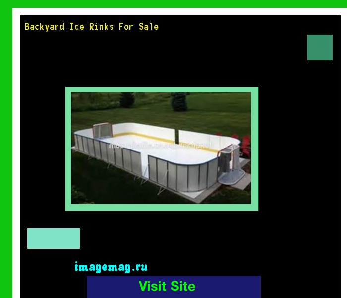 Backyard Ice Rinks For Sale 211328 The Best Image Search 9320204