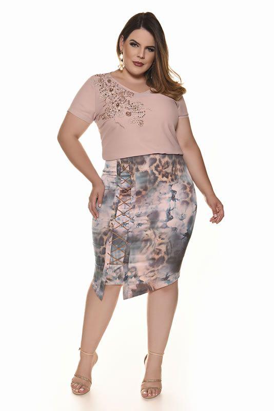 c9ada2569 Plus size - Fascinius Moda Evangélica | gorditas | Moda para damas ...