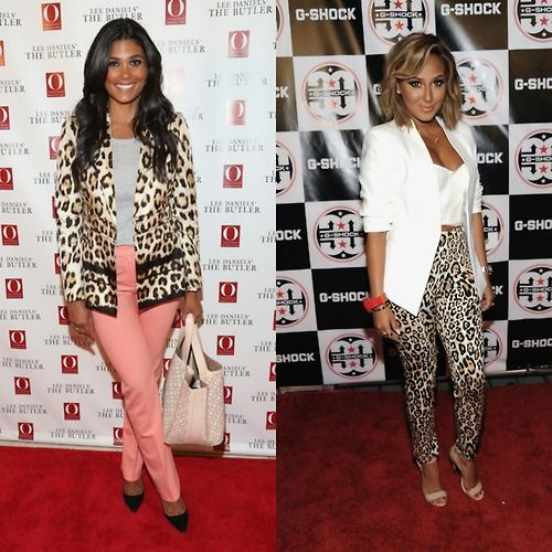 Animal Print is back for Fall 2013 #style #fashion