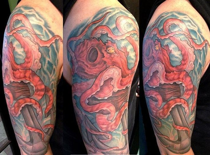 Photo of Octopus Tattoo Hülle – Google Search, #Google #Octopus #octopustattoosleeve #Search #Sleeve …
