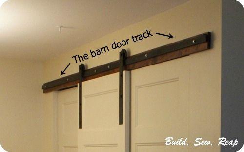 Cheap Diy Sliding Barn Door How To Barn Doorsdoors Pinterest