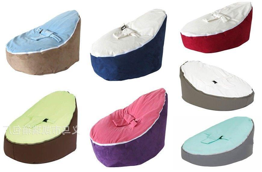 Superb New Unfilled 2 Layer Baby Bean Bag Chair Bed Todler Kid Frankydiablos Diy Chair Ideas Frankydiabloscom