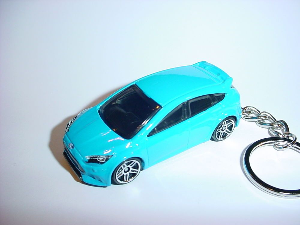 New 3d Blue 2016 Ford Focus Rs Custom Keychain Keyring Key Rally Backpack Bling Unbranded Ford Focus Rs Backpack Bling Ford Focus