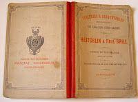 Catalogue Tuileries & Briqueteries avec facture 1885  11x16cm  40€