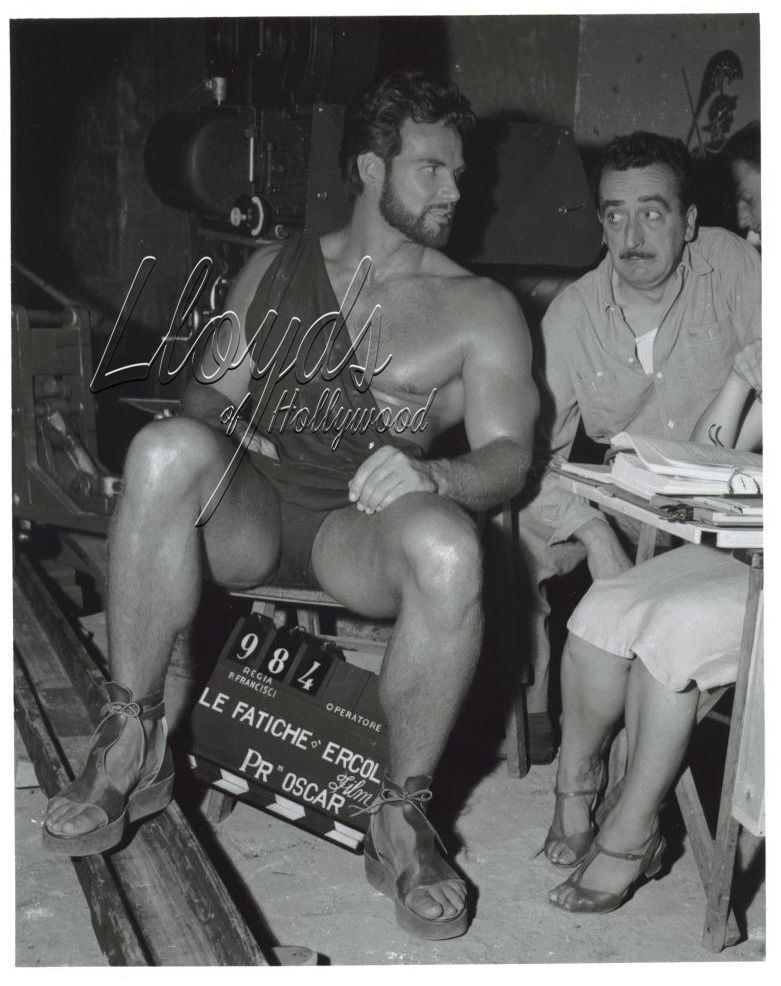 from Noe steve reeves gay