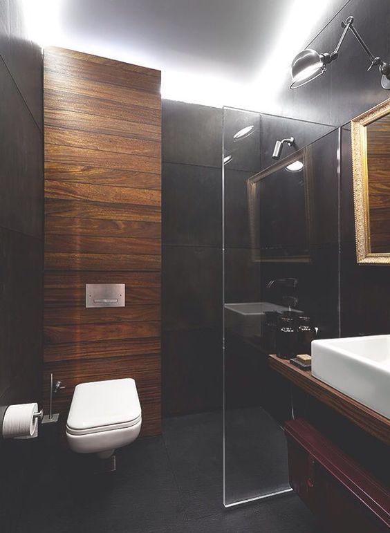 Gut Entdecke Ideen Zu Badezimmer Holzoptik