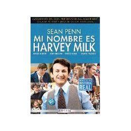 Mi Nombre Es Harvey Milk Vídeo Dvd Directed By Gus Van Sant Nombres Biblioteca Universitarios