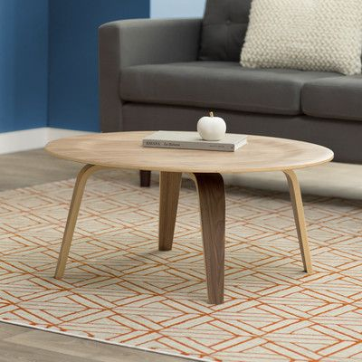 Langley Street Finnur Coffee Table & Reviews Wayfair