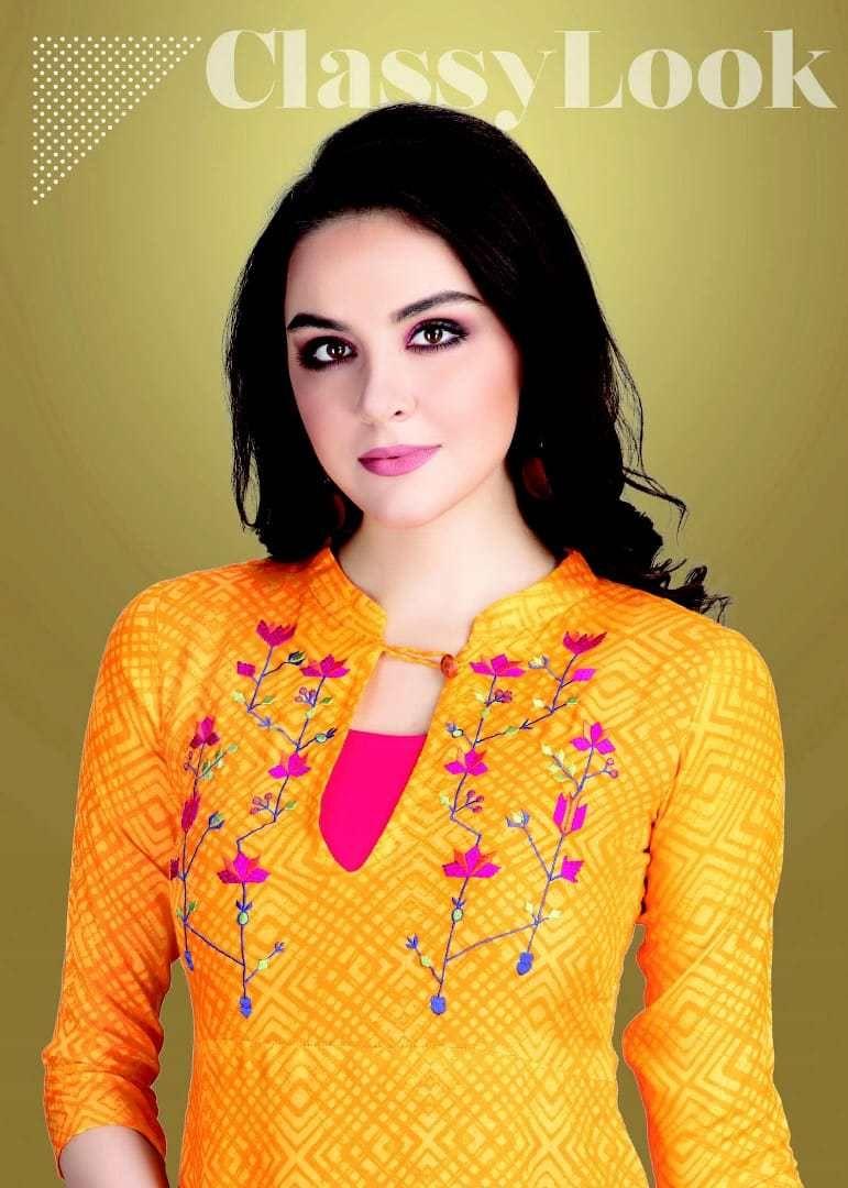 Fame kurta Pinterest Kurti Stylish and Embroidery