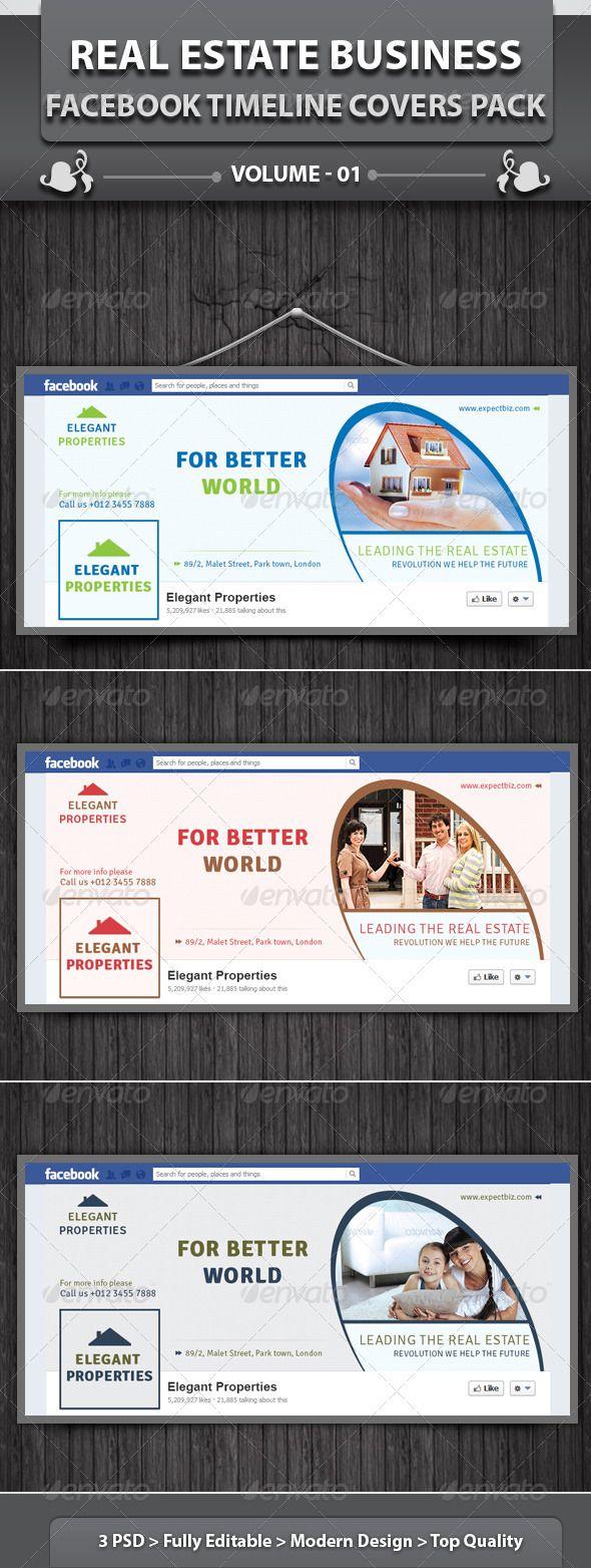 Real Estate Business FB Timeline Volume 2 404 pages