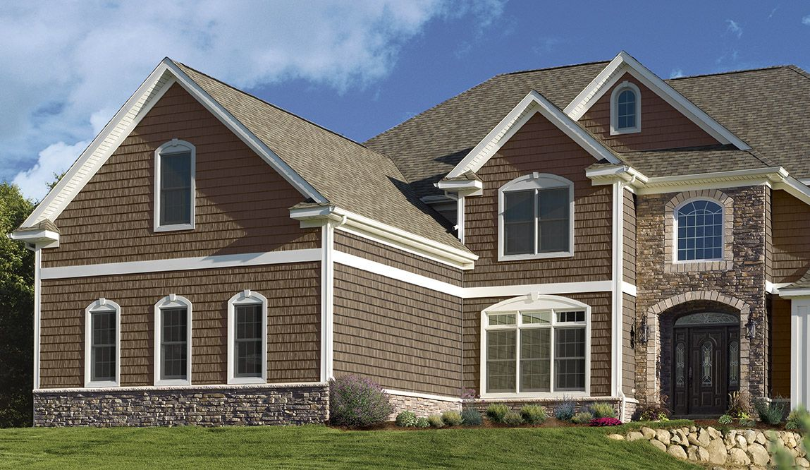 Northwoods 174 Siding Offers Design Possibilities For Accent