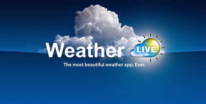 Weather Live v2.4 Build 54 Android App Usa travel
