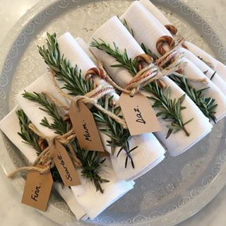 "Dea Jolly on Instagram: ""Christmas napkins done! We wanted to wish all of you a Merry Christmas and also say a big thank you...we love reading your comments and…"""
