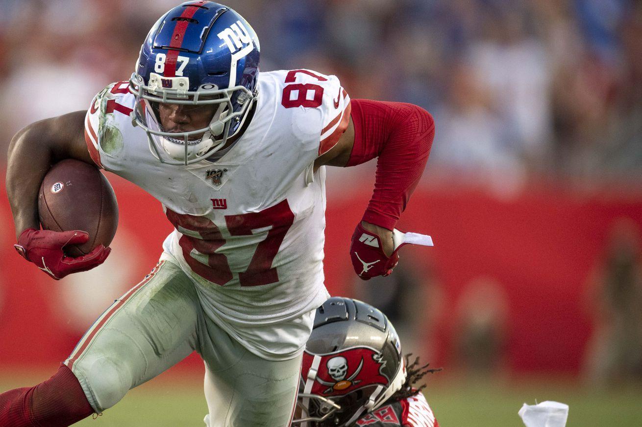 Giants vs. Redskins Week 4 Game time TV channel odds live